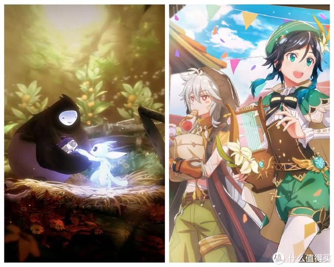 Fami通一周游戏评分 《原神》《精灵与萤火意志》入白金殿堂