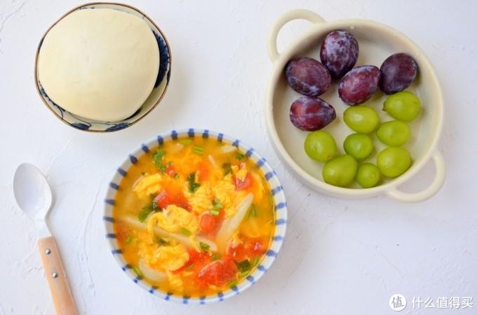 初中生的一周早餐,简单快手营养美味,十分钟就上桌,天天不重样