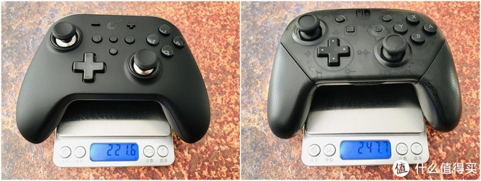 Switch NS pro手柄的最强挑战者——谷粒金刚pro手柄开箱试用