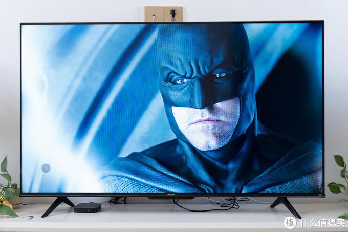 WiFi6电视,重新定义客厅观影娱乐智能电视:海信55E3F-MAX 体验分享