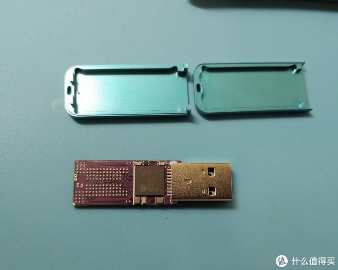 将256G固态硬盘装进U盘里,自制固态U盘