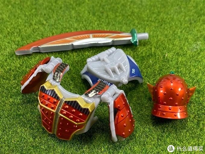 假面骑士铠武 战斗姿态与细节 展示