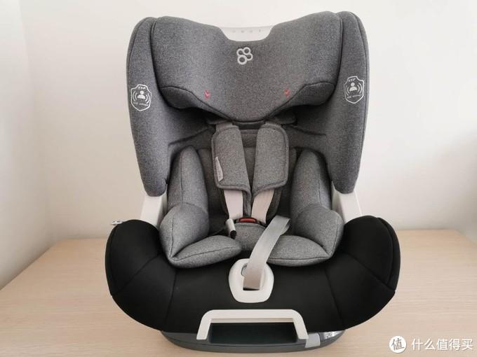 安全座椅选购九连问一次学透选购这些事儿——Babyfirst宝贝第一REX耀至安全座椅使用评测