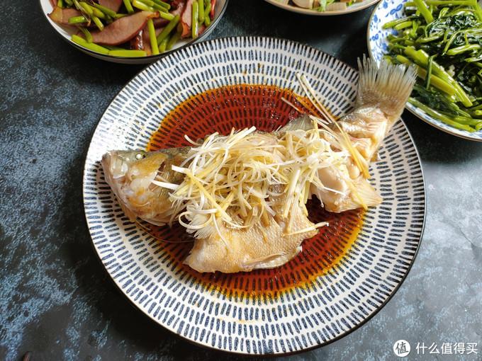 有鱼有肉的四菜一汤,成本不到50元,下馆子小200打不住