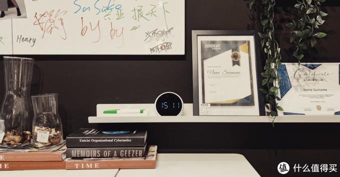 提升桌面美感的精致小物,ZMI闹钟音箱简评!
