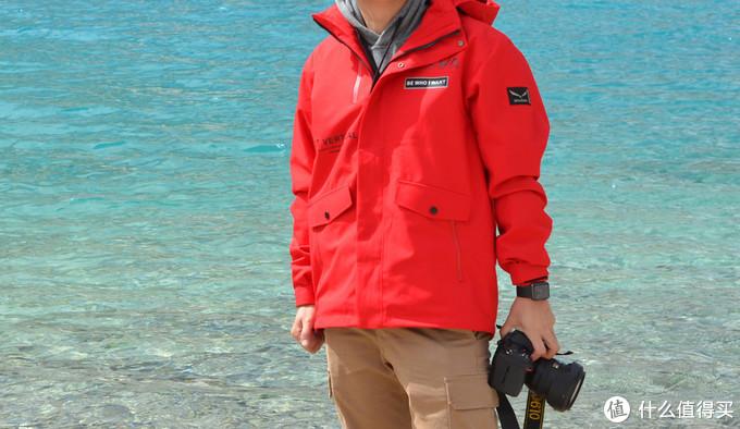 临在当下,探索向上:SALEWA 沙乐华 N'LAB 冲锋衣