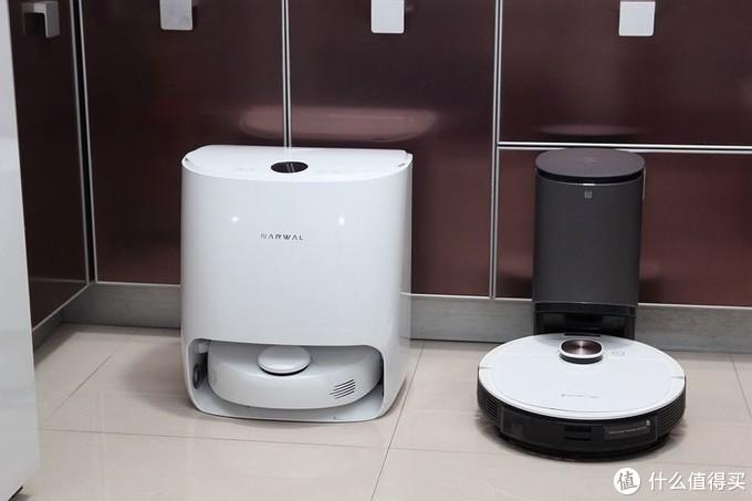 扫地机器人大比拼,科沃斯超能王和云鲸小白鲸哪个更值得买?