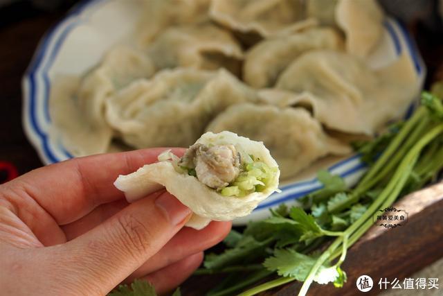 它是10月第一鲜,包饺子皮薄大馅汁水多,怎么吃都不够!