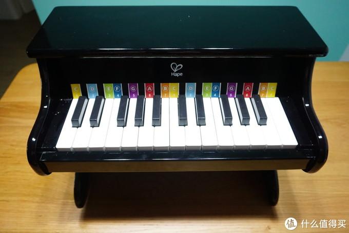 德国Hape 25键玩具小钢琴简单使用心得~