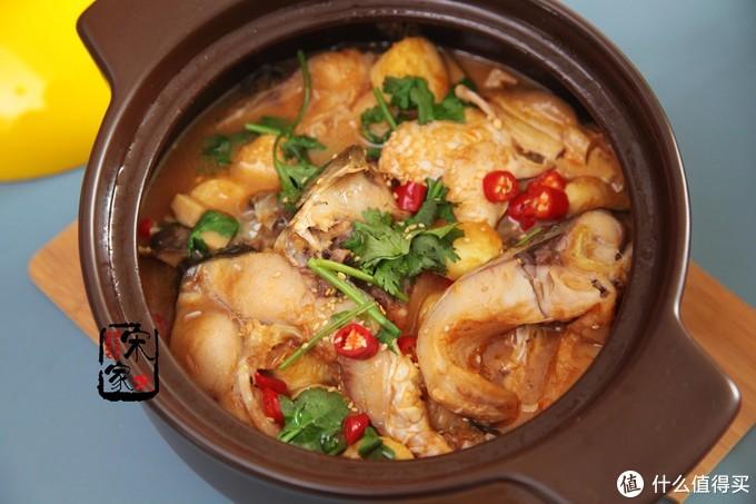 朋友说菏泽的菜真难吃,我不煎不炸炖了1锅鱼,朋友:服了