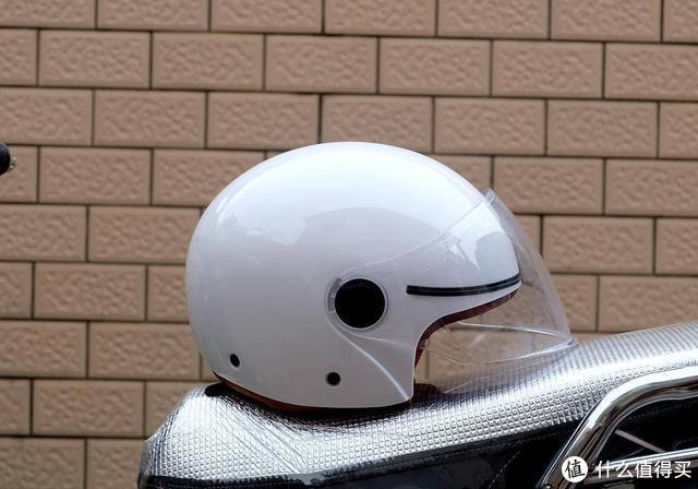 出街利器 分享安全与颜值同时在线的Smart4u骑士复古头盔