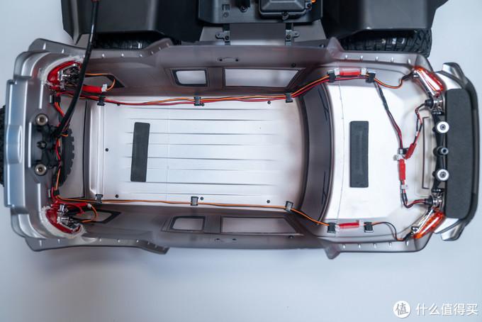 易控YK4103Pro 1/10丰田FJ Cruiser酷路泽——颜值和性价比高的RC遥控车