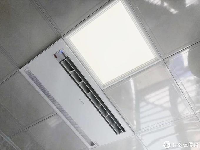 美尔凯特 美小白浴室除菌暖空调-不冷的入浴好体验