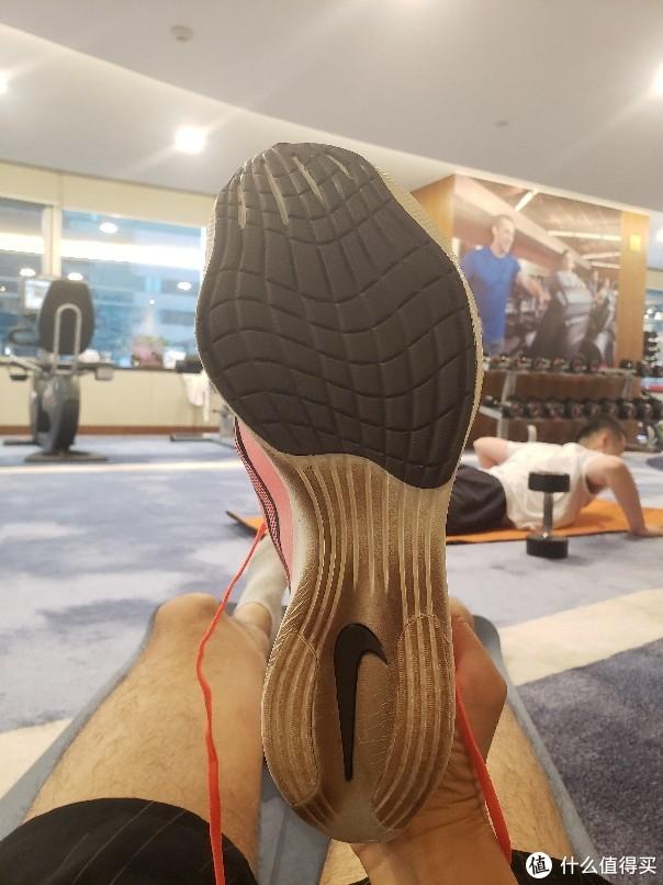 出差期间买双禁赛鞋vaporfly zoomx %,周末约跑装备不能输