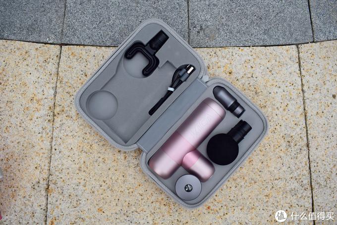 飞宇KICA K2筋膜枪,小巧的武器