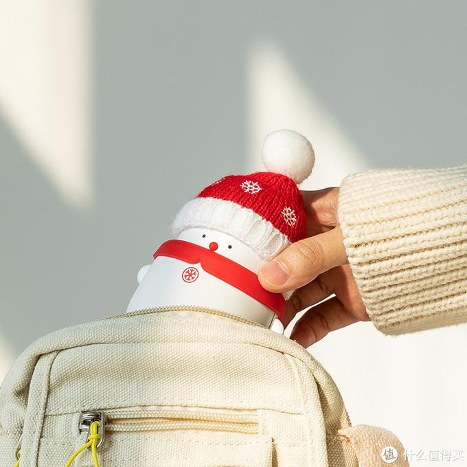 女生冬季暖手神器,超可爱的小雪人暖手宝!