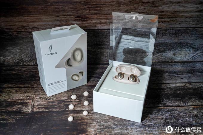 耳机中的细节万(kuáng)魔——1MORE ColorBuds时尚豆真无线蓝牙耳机评测