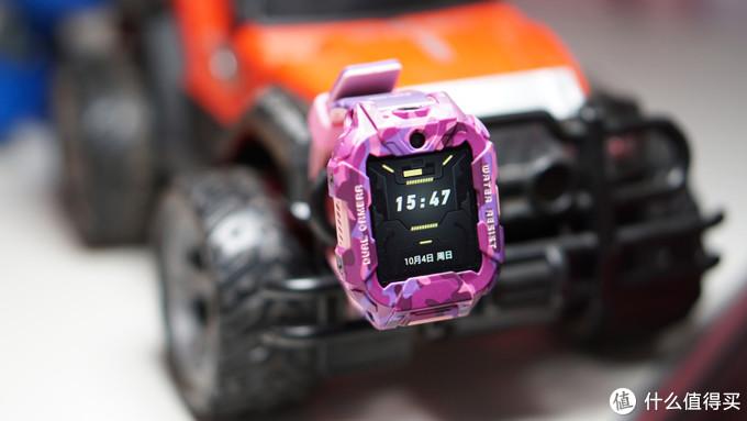 小女孩的粉色公主梦,360儿童手表S2 领航探索版为她实现