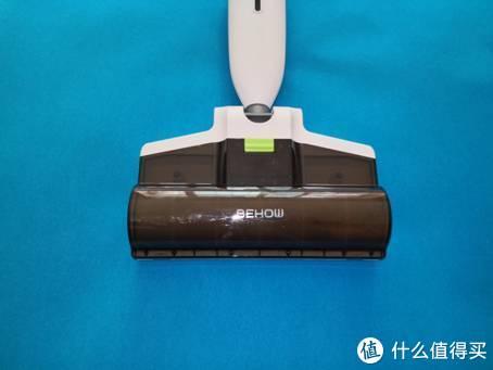 扫、拖、洗一体,打扫不弯腰,清洁不湿手-碧好无线拖地机评测