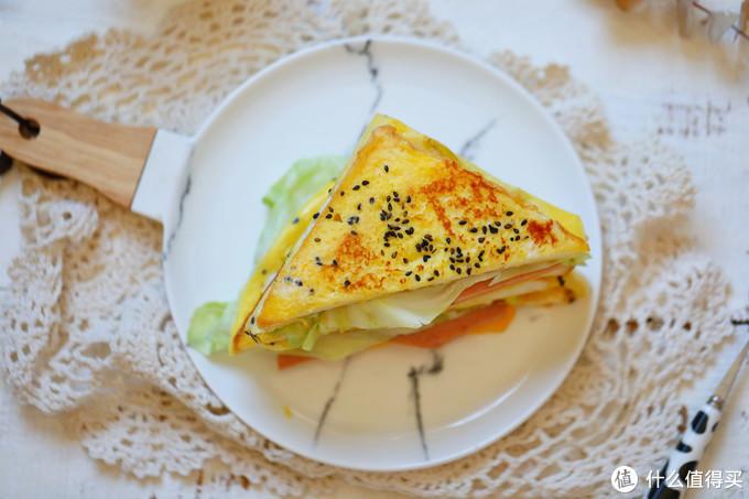元气满满的早餐,只需5分钟搞定,无需烤箱做法简单,营养百分百