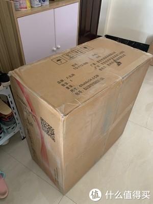整体的包装还是非常完整的,没有出现非常大的破损情况