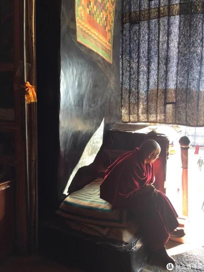 布达拉的喇嘛
