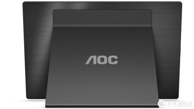 AOC推出便携式触控显示器:15.6英寸+超大电池