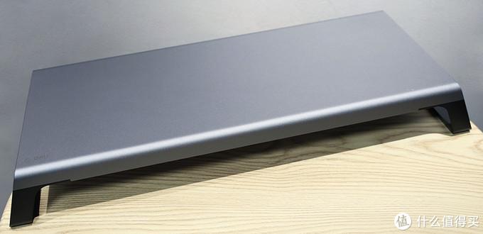 奥睿科(ORICO)铝合金电脑显示器增高架 上壳外观