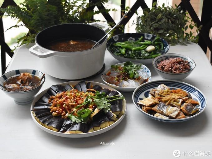 4菜1汤的家常菜,晚餐就该这样吃
