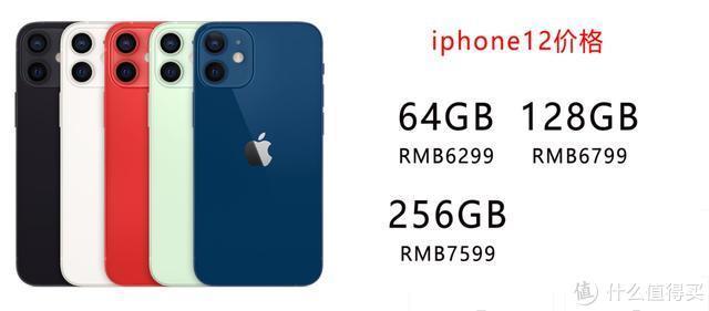 iPhone 12四款新机发布,哪款更值得购买?
