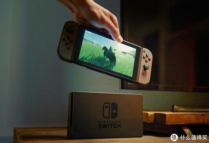 2017年Switch原版发布