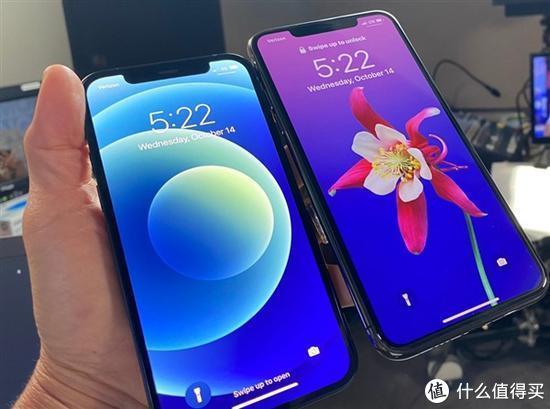 iPhone 12和 iPhone 11 Pro对比