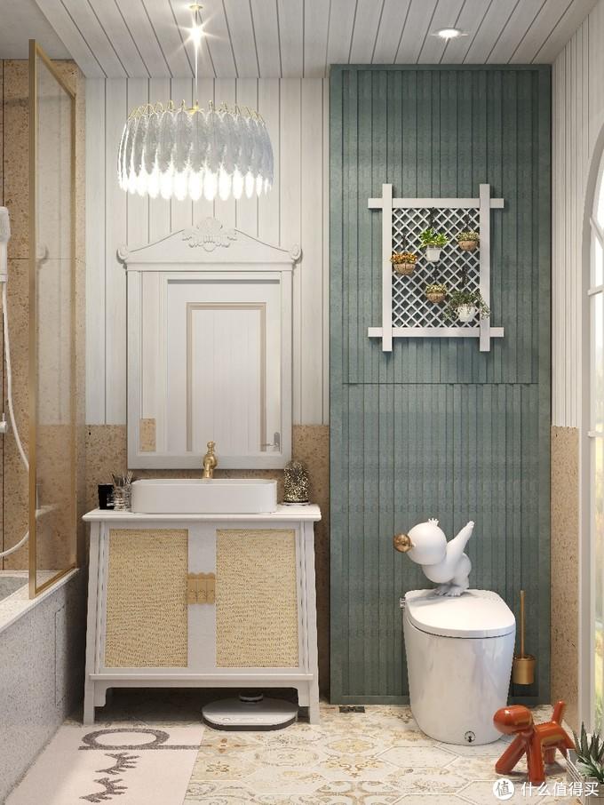 ✨法式装修 可以让我泡一整天澡的浴室🛀