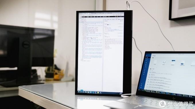 高效办公和游戏扩展第二屏,INNOCN便携显示器N1F开箱