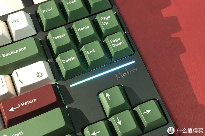 已经无法用价钱来衡量的键盘,到底是什么样的呢?—Matrix 8XV1.2客制化键盘展示体验