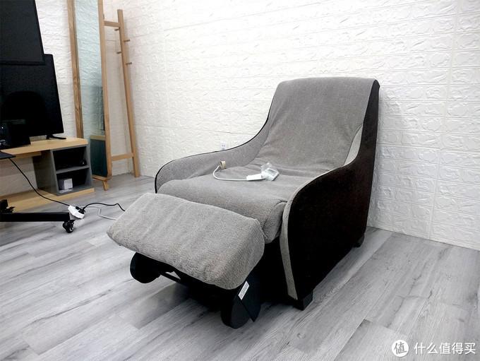 不怕晒、不怕刮,这台高颜值的按摩椅值得安排!