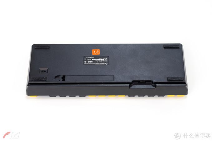 我愿称之为黄金大键  GANSS ALT 83G 2.4G+有线双模机械键盘开箱简评