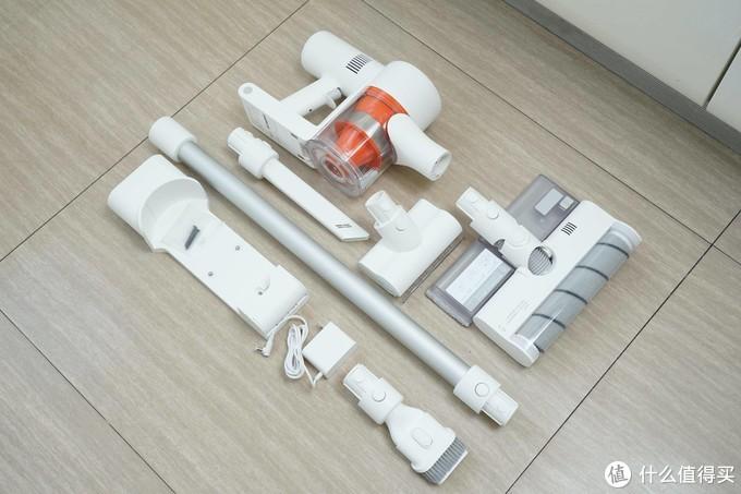 高性价比的12.5万转高速马达吸尘器,小米米家无线吸尘器K10大吸力试用体验