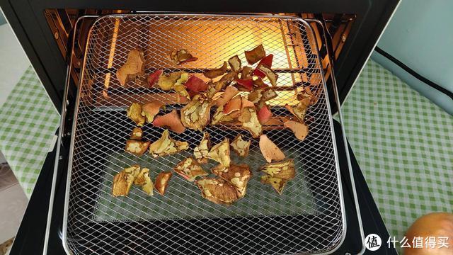 多种烘烤美味可以放心吃了,海氏K5空气烤箱使用感受