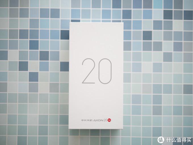 中兴Axon 20 5G手机《到站秀》:首款屏下摄像手机,实用性如何?