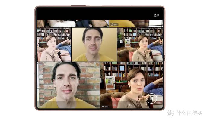 三星Galaxy Z Fold2 5G再升级,这才是未来手机该有的样子