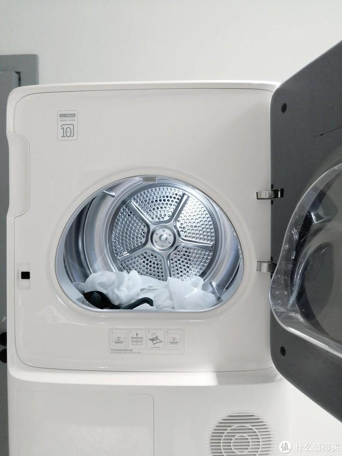 家庭洗烘衣一次全搞定,再也不担心阴雨天