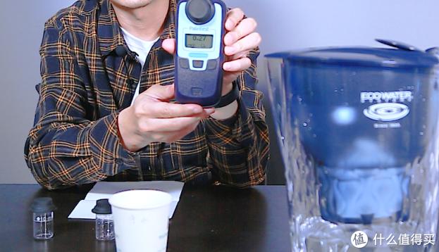 自来水余氯测试结果