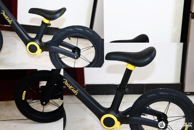 给宝宝一个学习骑车的好工具-柒小佰A1儿童滑步车
