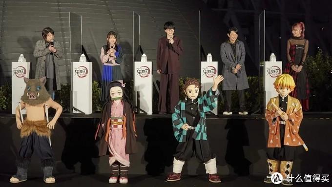 《鬼灭之刃》剧场版今天于日本上映,一日排片40场却一票难求