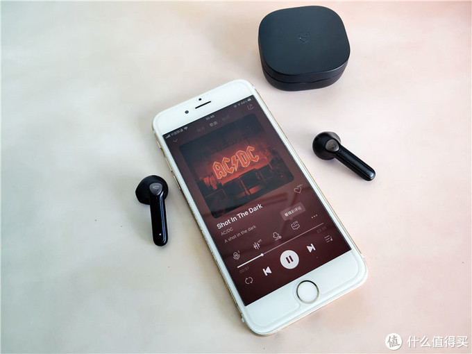 SOUNDPEATS TrueAir2:音乐相伴,无线畅听