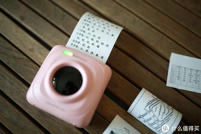 创意由你,畅享错题打印机喵喵机P1的智趣生活