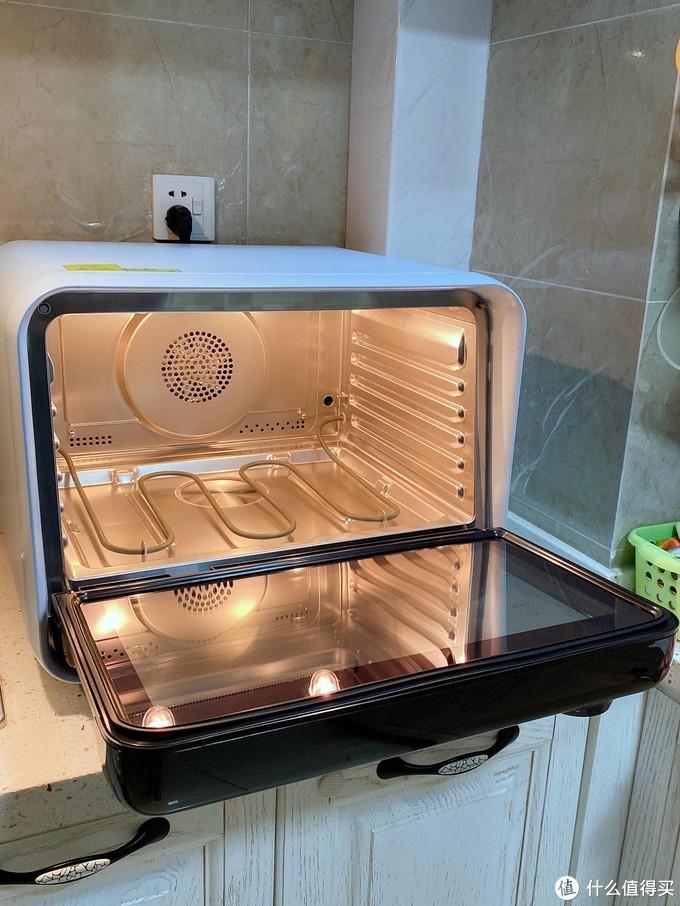 能蒸能烤,文武双全,凯度台式蒸烤一体机SKY入手体验!