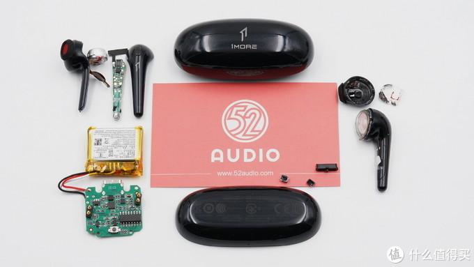 拆解报告:1MORE万魔 ComfoBuds 真无线蓝牙耳机