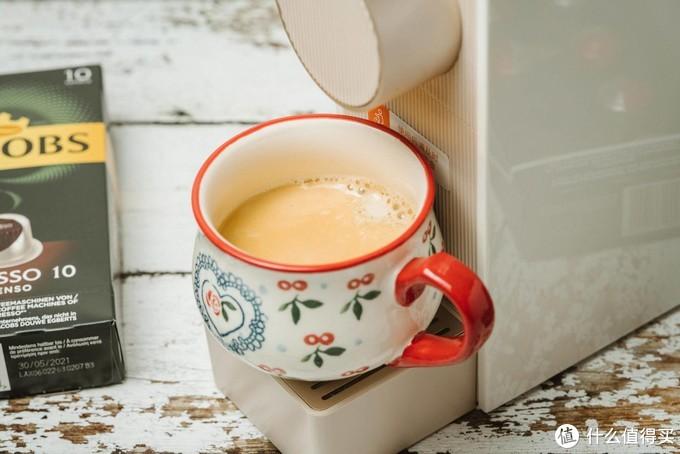 偷得浮生半日闲,心想胶囊咖啡机mini入手体验